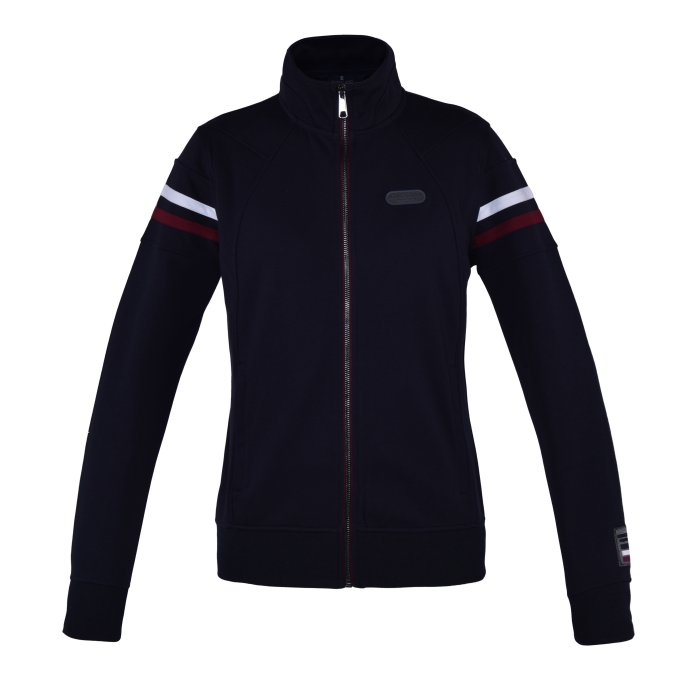 Aspe Unisex Sweat jacket - Navy