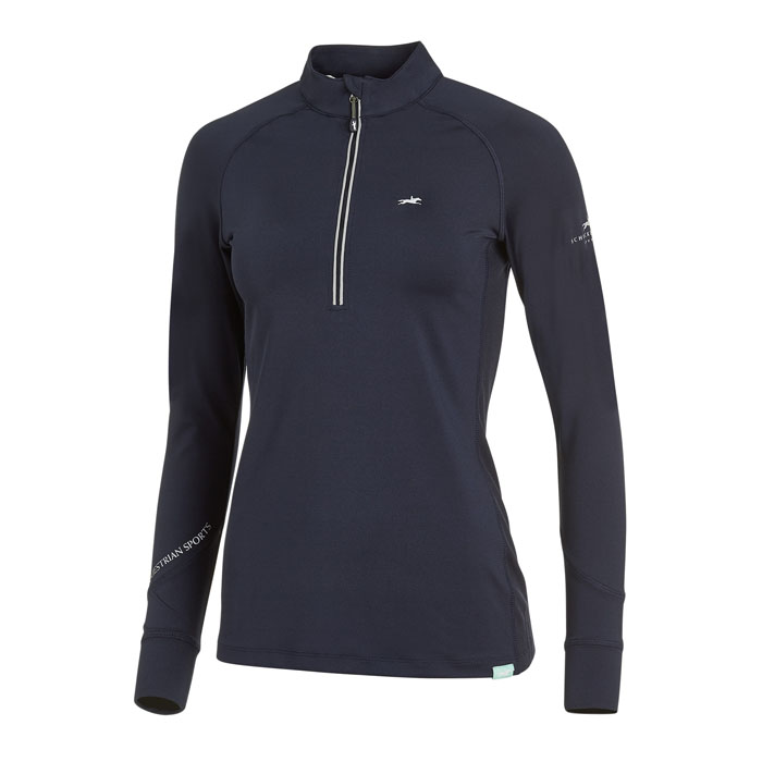 Schockemohle Page Training Shirt - Dark Blue