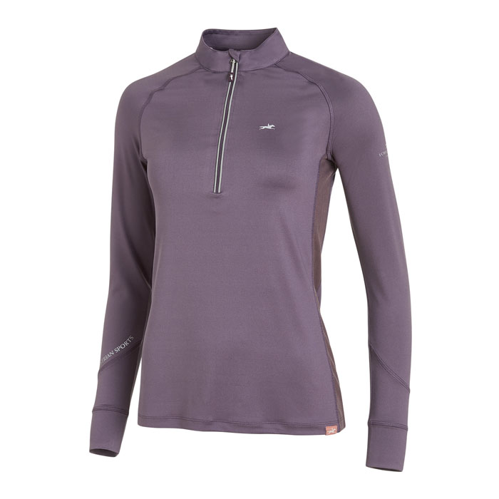Schockemohle Page Training Shirt - Mauve