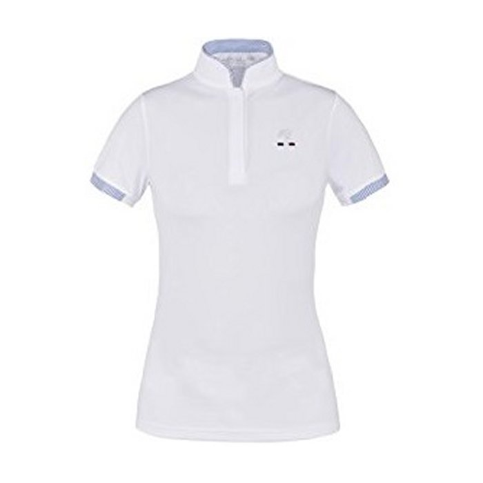 Kingsland Valdosta Ladies Show Shirt White