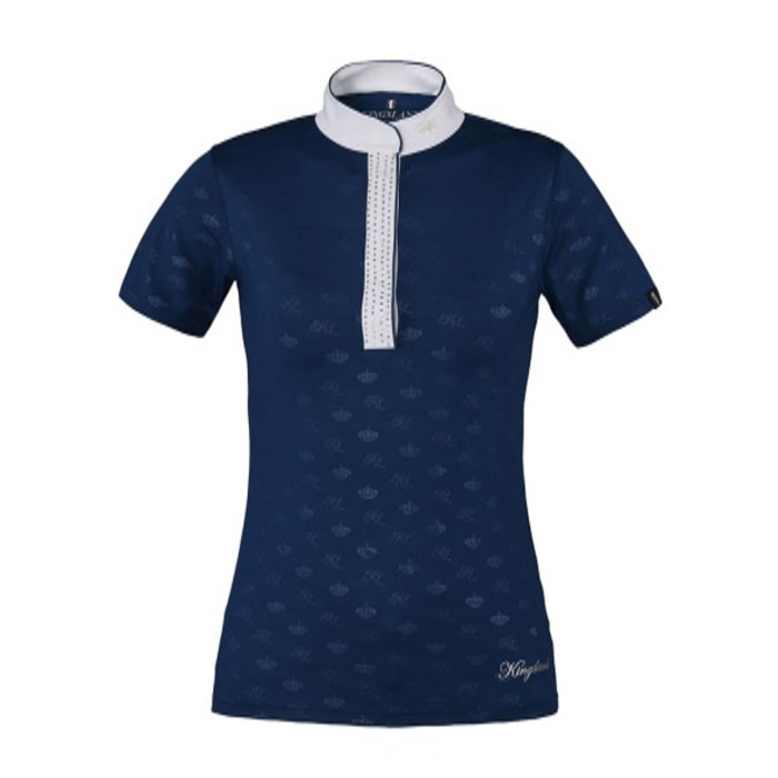 Casella - Ladies Show Shirt - Navy