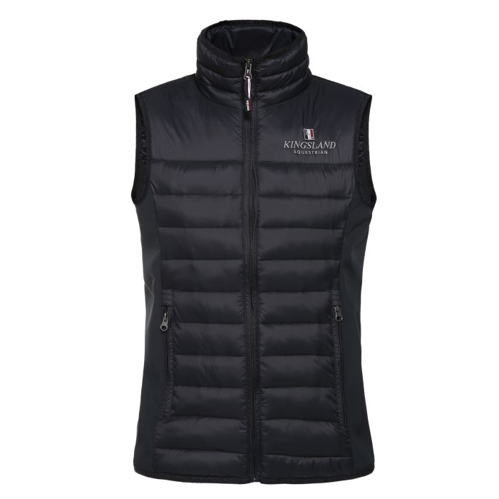 Classic Padded Body Warmer Navy