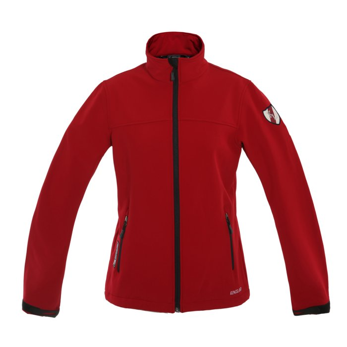 Classic Softshell Jacket Red