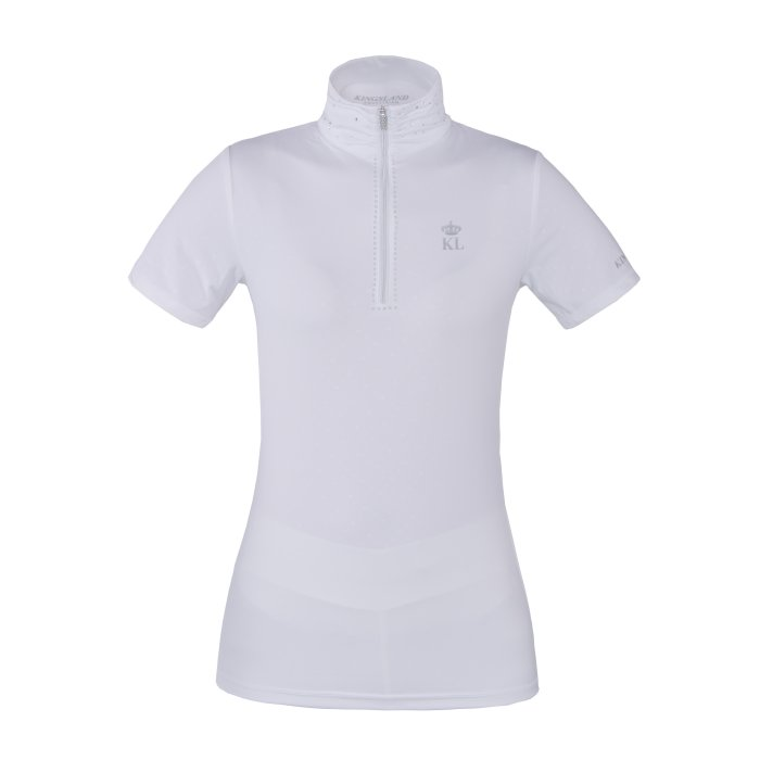 Kingsland Benissa Ladies Show Shirt - White