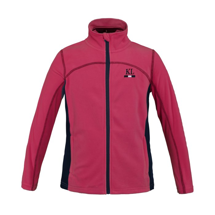 Kingsland Malaga Junior Fleece Pink