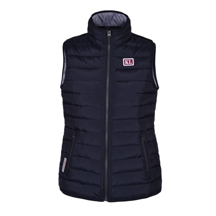 Kingsland Mens Insulated Bodywarmer Navy