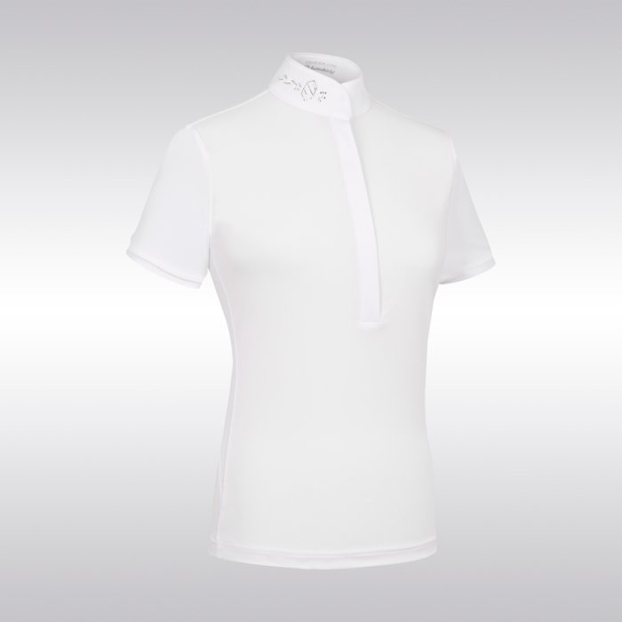 Samshield - Philomene-Ladies white show shirt