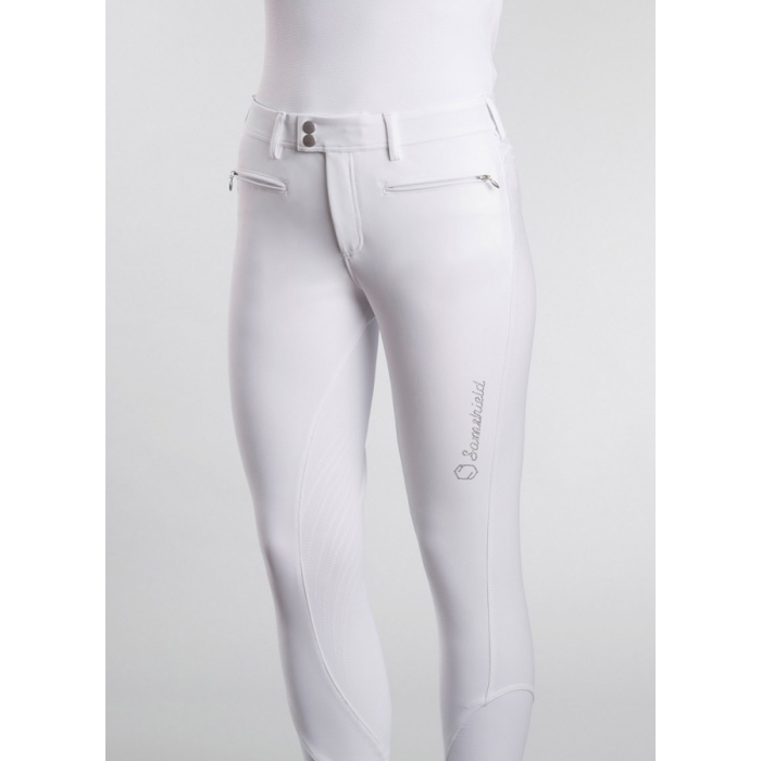 Samshield Adele Ladies White Breeches