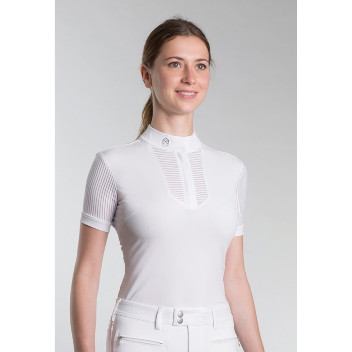 Samshield Apoline - Ladies White Shirt