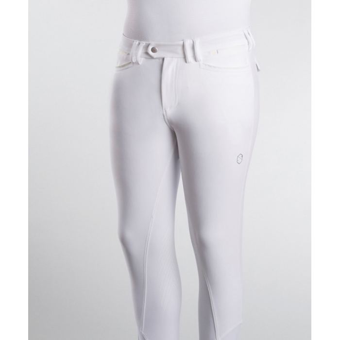 Samshield - Marceau - Mens White Breeches