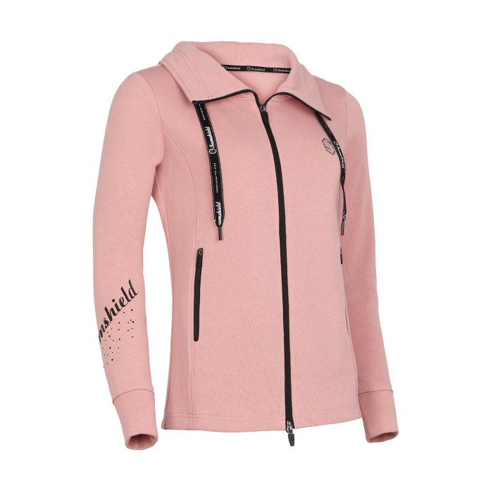 Samshield Pink Fleece